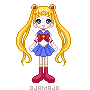 "Sailor Moon<br>30<img src=""https://witchschool.ojamajo.at/wp-content/uploads/2019/08/Yumepoints.png"">"