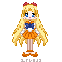 """Sailor Venus<br>30<img src=""""https://witchschool.ojamajo.at/wp-content/uploads/2019/03/YP-1.png"""">"""